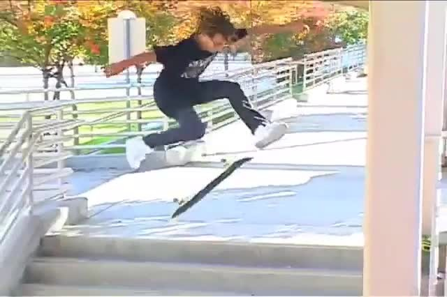 15534782 1966595220228344 5962498012348416000 n - Such a clean nollie inward heel down this 11 from @neenowilliams...