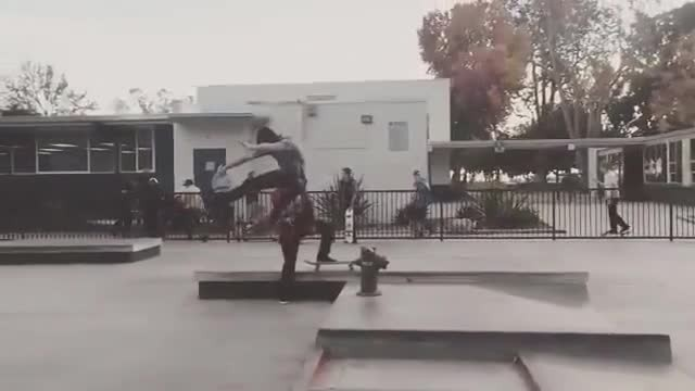 15625136 611224515714570 1655034448871161856 n - @mattmillerskate needs to watch out from @carlosribeiro91 stealing his tricks : ...