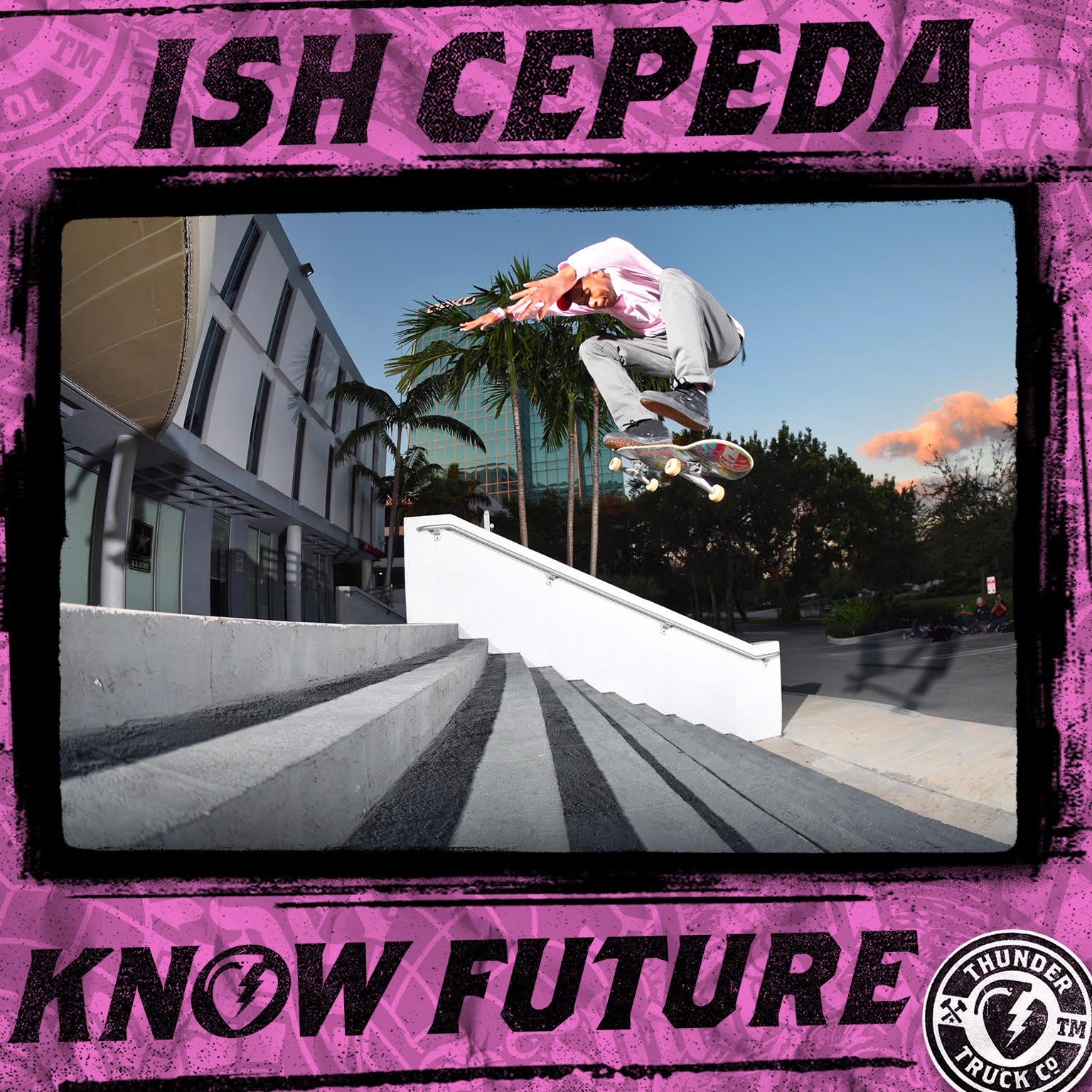Ish Cepeda : Know Future