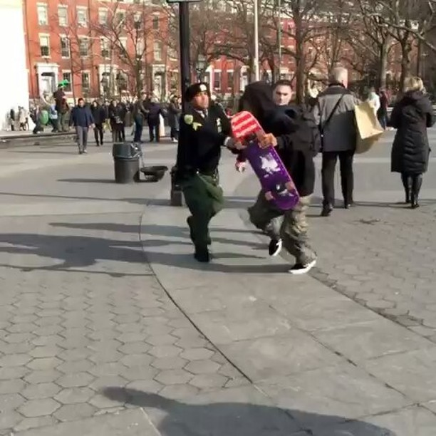 16122526 991853080947412 5512569307277557760 n - Earlier this week 3 @nypd officers unnecessarily tackled @cozykillz, an unarmed ...