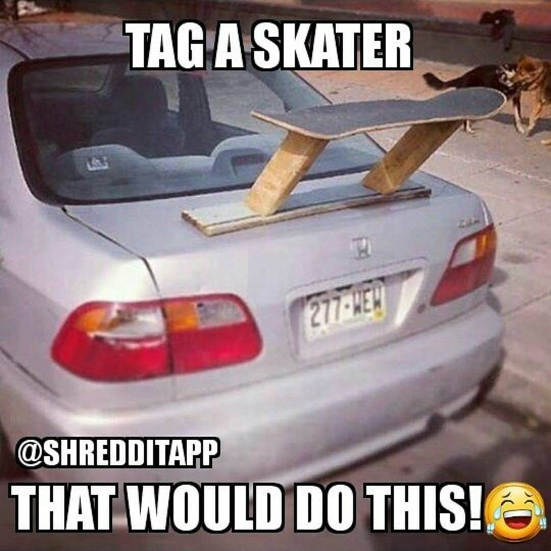 16230257 1534377323256328 1004593537729167360 n - Whose car looks like this? via @shredditapp...