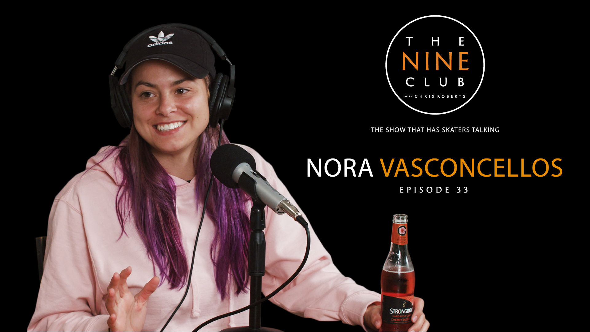 The Nine Club With Chris Roberts, Episode 33 Nora Vasconcellos