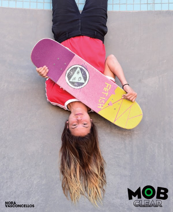Talkin MOB: Nora Vasconcellos