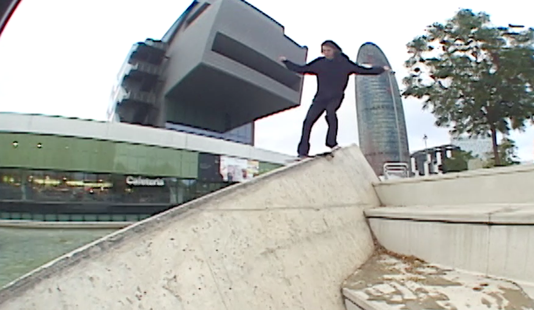 The Cinematographer Project World View: Sour Skateboards Raw Clips