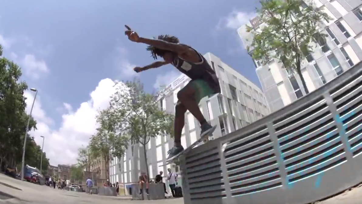 Cyril Jackson Rides... Independent Trucks