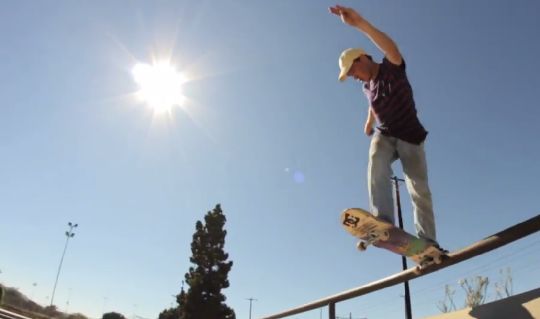 Davis Torgerson for Bones Bearings