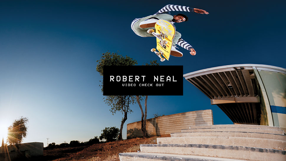 Video Check Out: Robert Neal