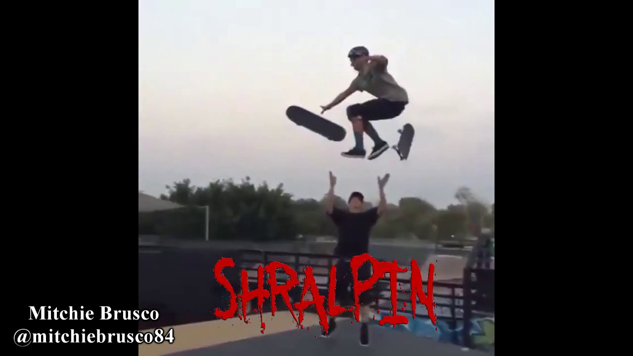 maxresdefault - Shralpin Skateboarding Instagram Highlights December 2016