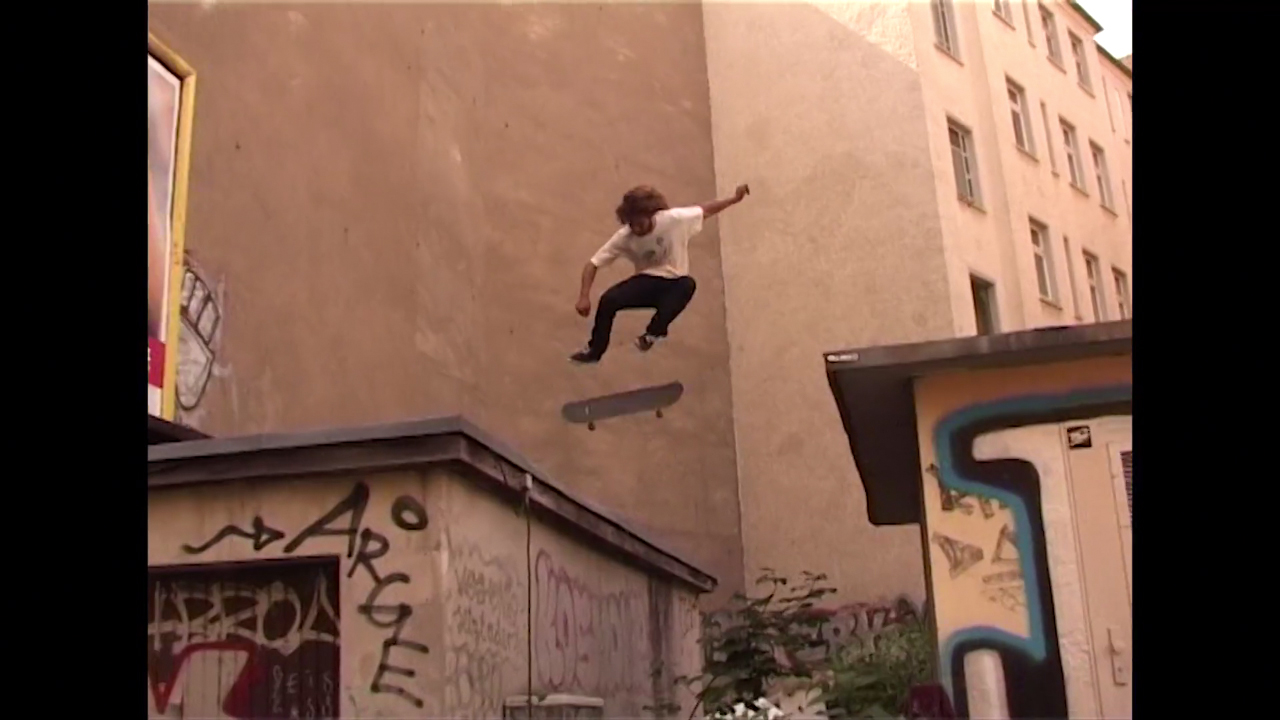 "Patrick Rogalski – ""Whats Left"" Part"