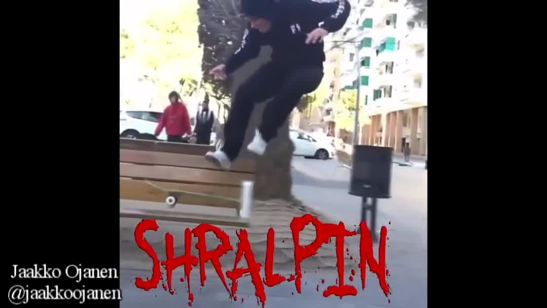 16230199 755841314581095 827341427129188352 n - Shralpin Skateboarding Instagram Highlights January 2017  Edit by Berend Kooij  ...