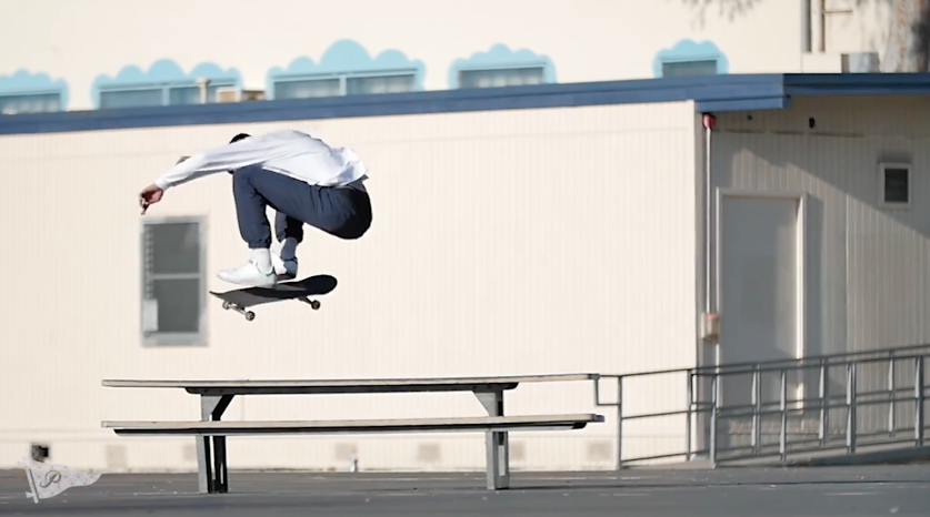 Primitive Skate: Opal Promo Video