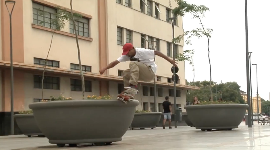 Tiago Lemos: Plaza TC Tour