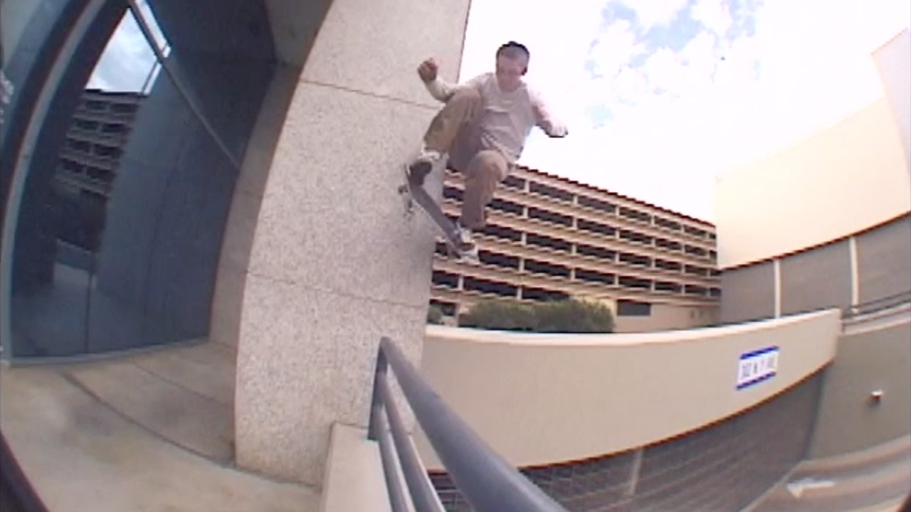 Jason Salillas 'Festish' | Welcome Skateboards