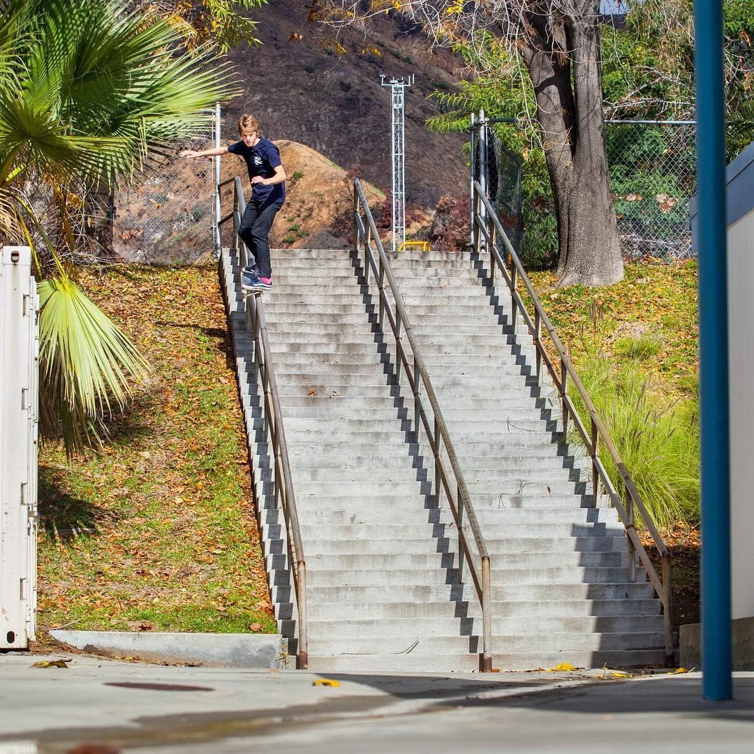 17265673 397737820603811 6445874239093342208 n - #NBD 34 stair grind by @jonathanseiberling : @razyfaouri  It is a shame that @et...