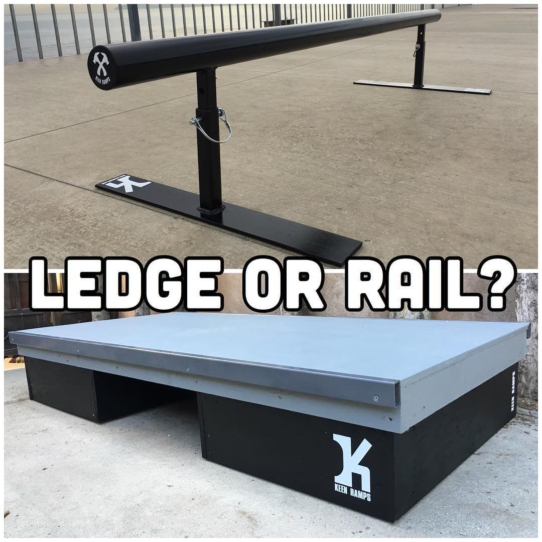 17587058 794226697397491 5343140904809005056 n - Which do you like more; ledges or rails? via @keenramps...