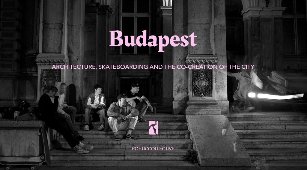Poetic Collective in Budapest