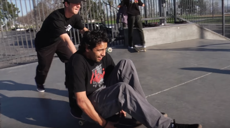 Weakdays: Lakai at Chino