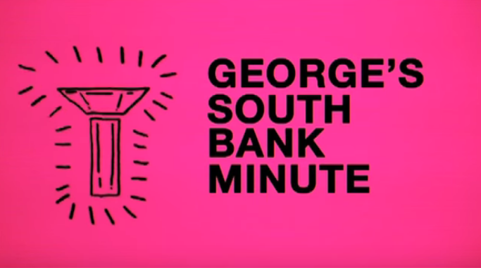 Pillars of Society: George Toland's Southbank Minute