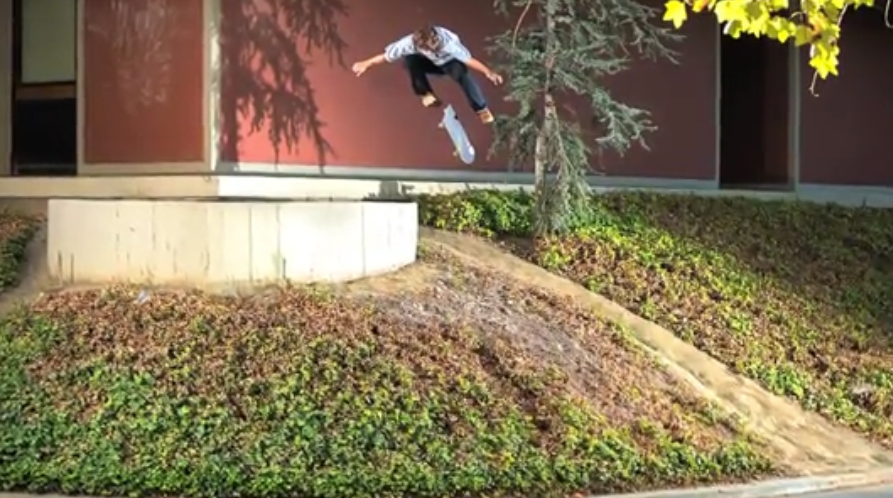 Krak: Best Tricks at the UC Davis Gap