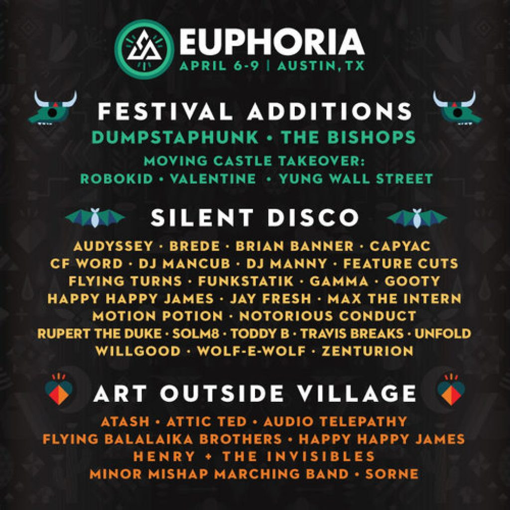 euphoria music festival 2017 1024x1024 - Euphoria Music Festival Just One Week Away