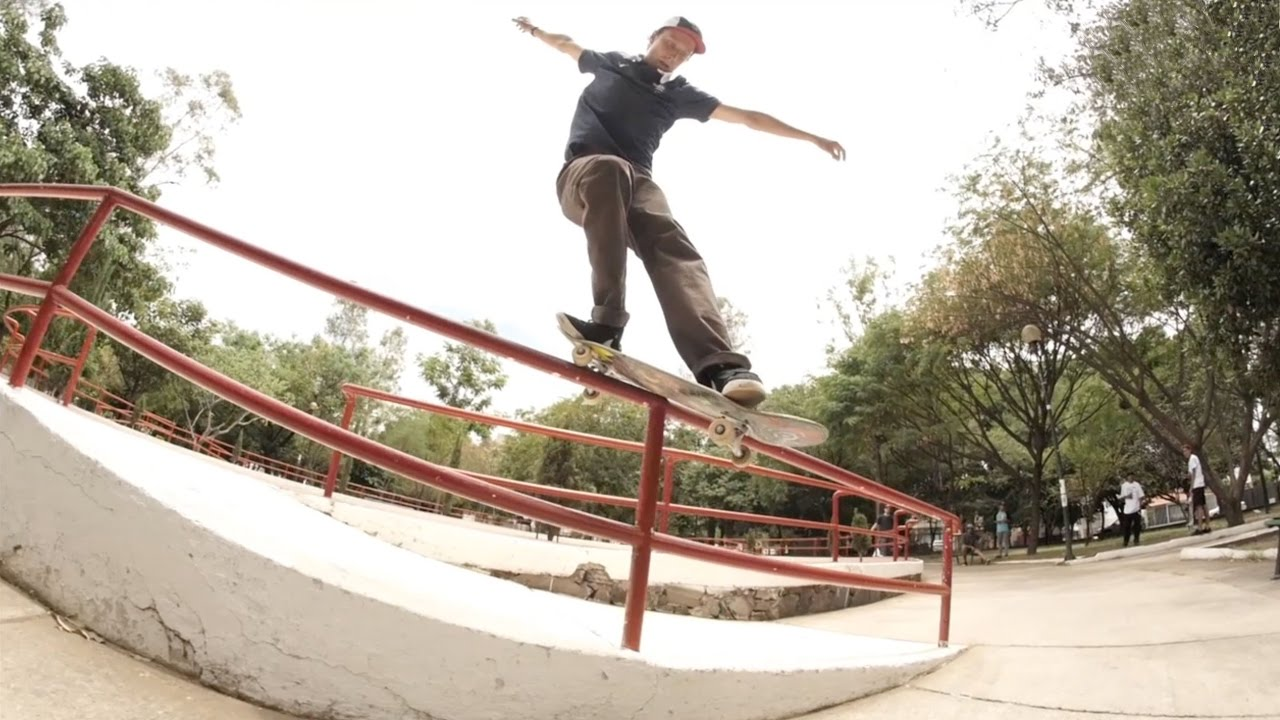 Kilian Zehnder's Official Part