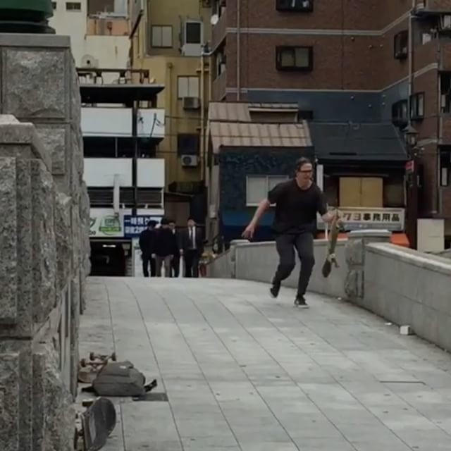 18095352 1671674392873534 7525015554243952640 n - Osaka street skating at @rollersurfer : @chopperosakajpn...