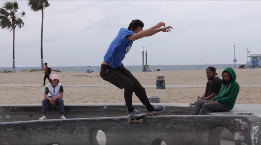 Crailtap's Clip of the Day: Venice Warm Ups