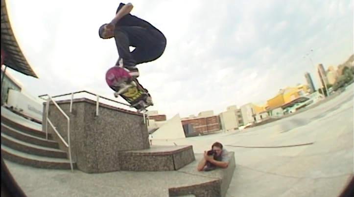 Daniel Ledermann, Justin Sommer & Philipp Oehmige: Oh Snap Video