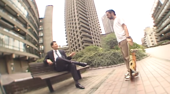 Josh Stewart's Raw Tapes: London 2004