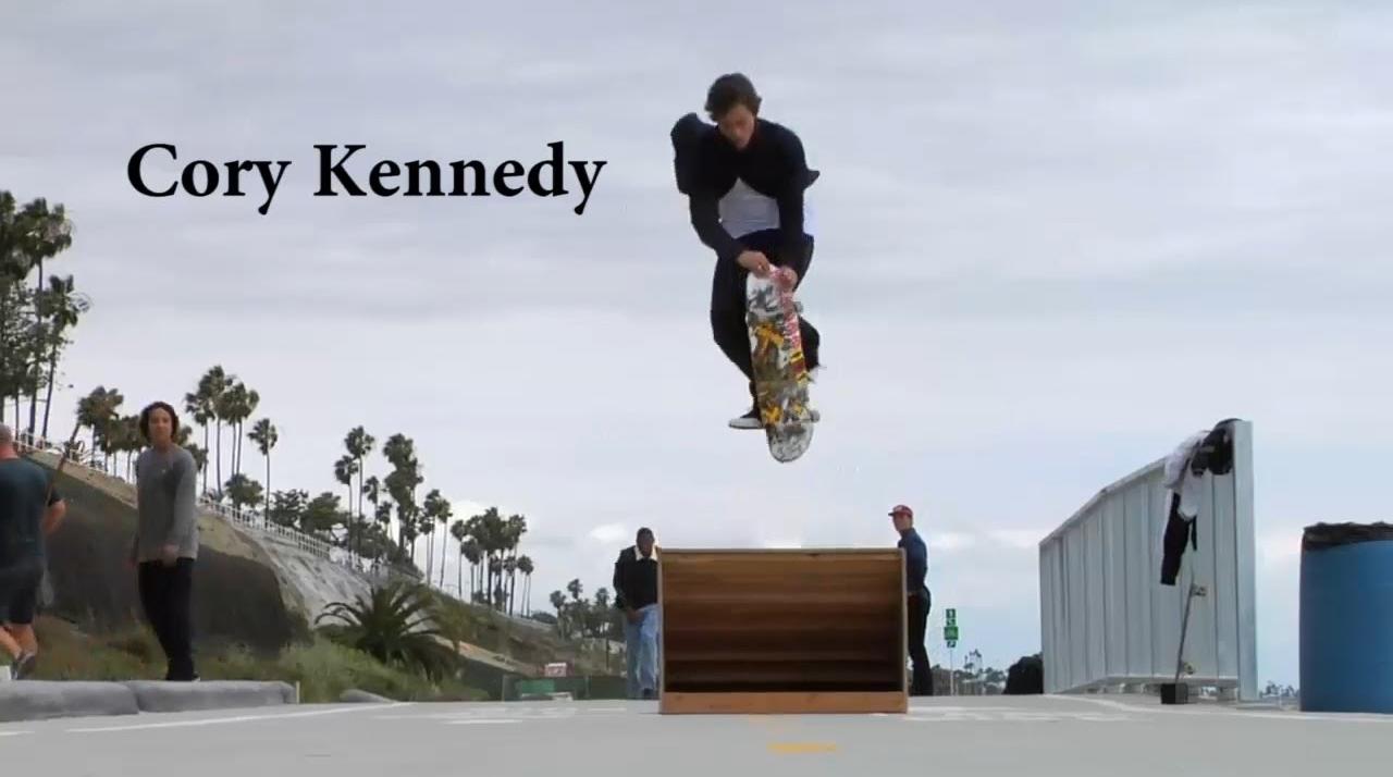 Cory Kennedy: Chocolate Chip
