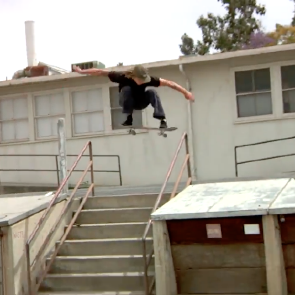 Axel Cruysberghs for Bronson Speed Co  | Shralpin Skateboarding