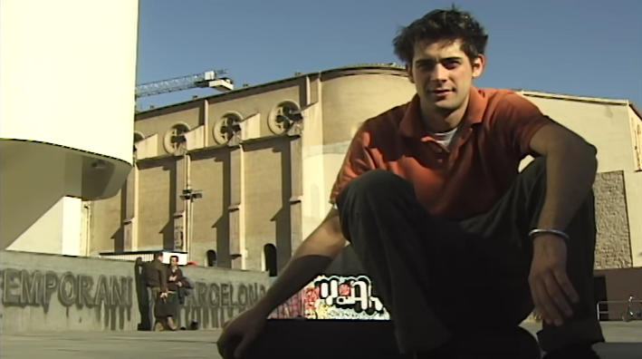 Josh Stewart's Raw Tapes: Barcelona