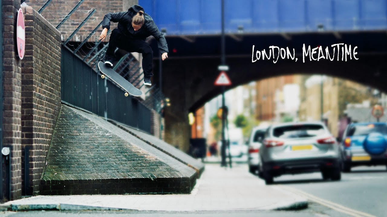 London, Meantime: adidas Skateboarding