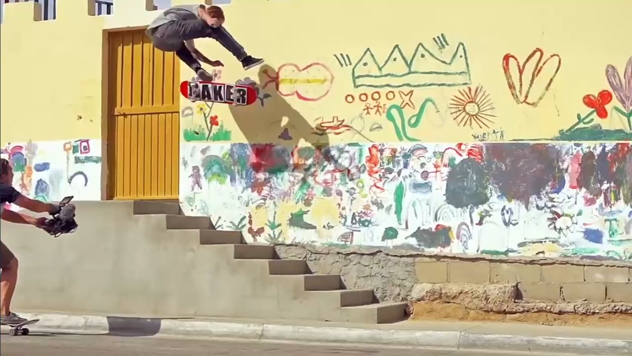 Riley Hawk & Danny Brady: Return of the Flare