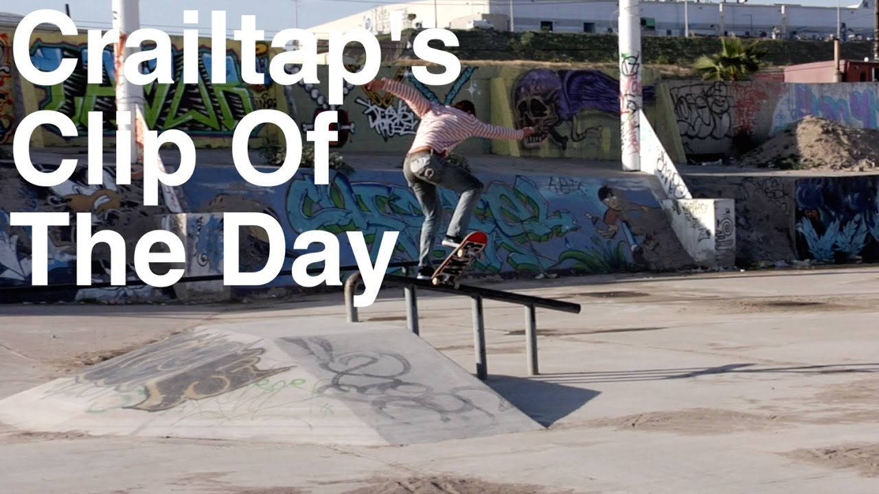 TJ DIY: Crailtap's Clip of the Day
