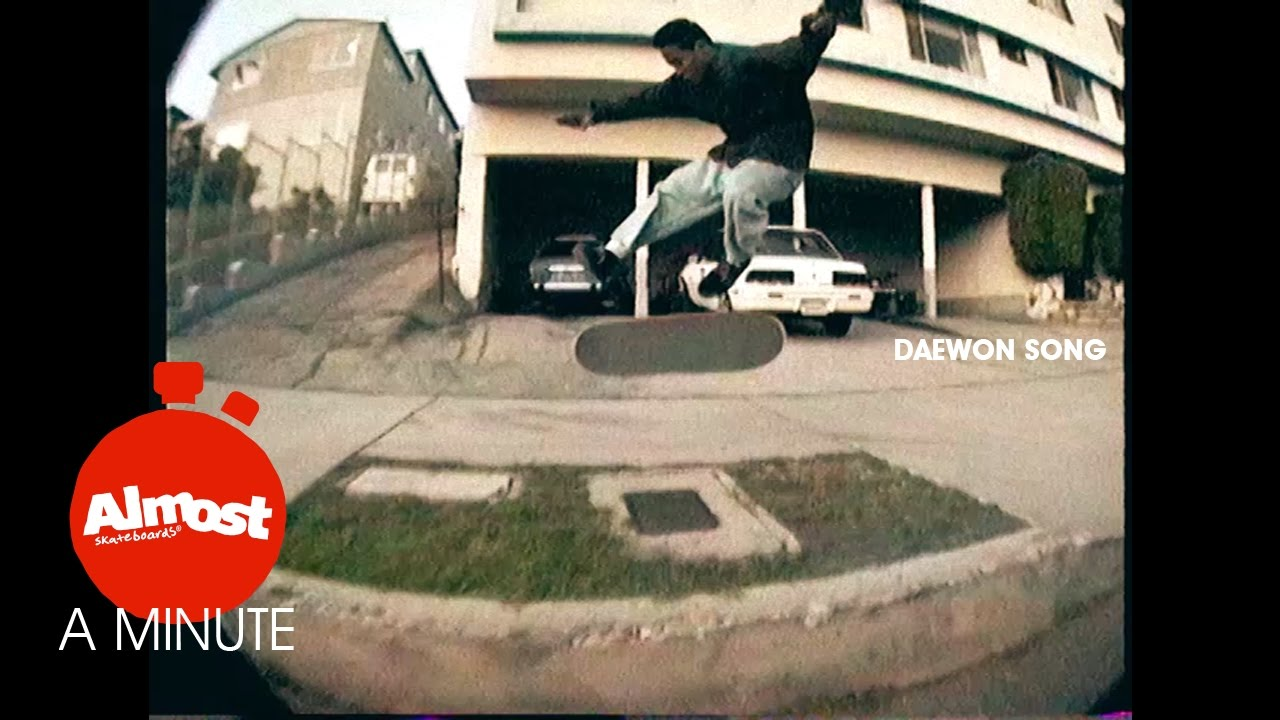 Almost a Minute: Daewon Song 90's Throwback