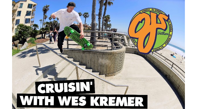 Crusin' with Wes Kremer: OJ Wheels
