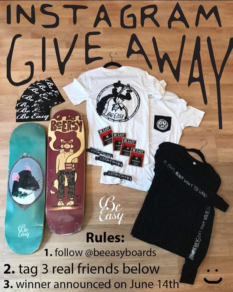 19051036 136108343611219 9026969010679316480 n - Win this prize pack from @beeasyboards  To win follow @beeasyboards and tag 3 fr...