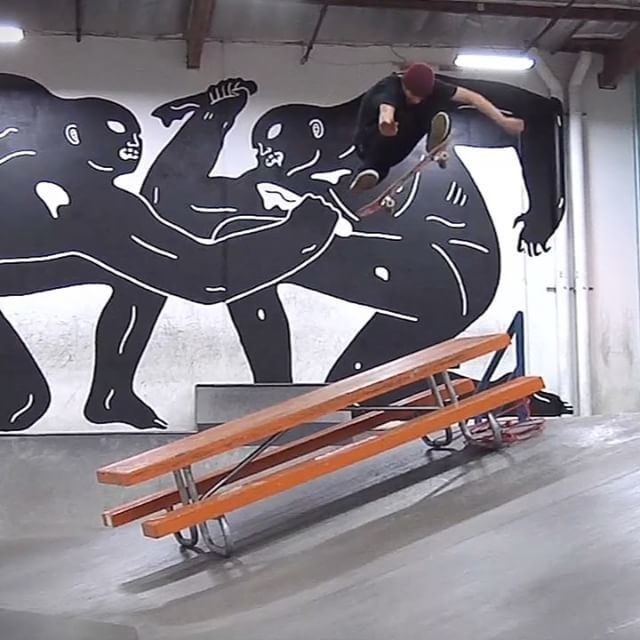 19051400 228427644342180 2808271758128316416 n - Got pop? @yurifacchini's has plenty of it on his @berrics Bangin' :@chaseingabor...