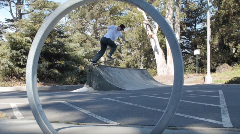 Crailtap Clip of the Day: Lakai in SF