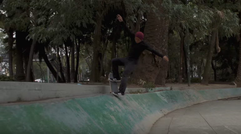 adidas: Skate Copa Court Mexico City