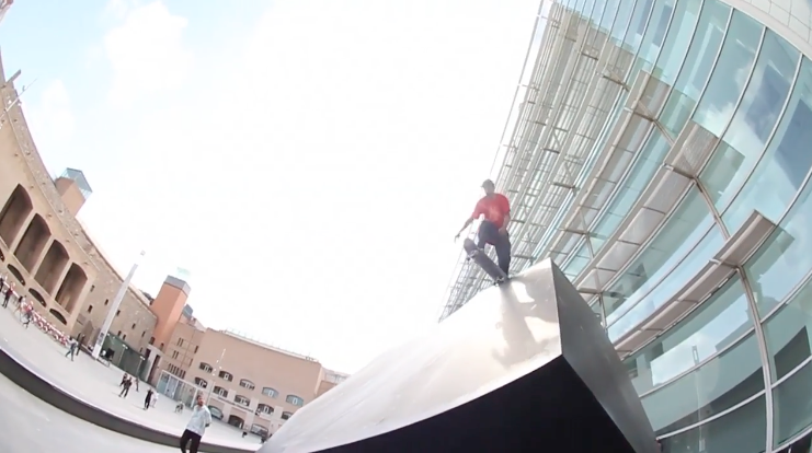 Live from MACBA with Thomas Winkle
