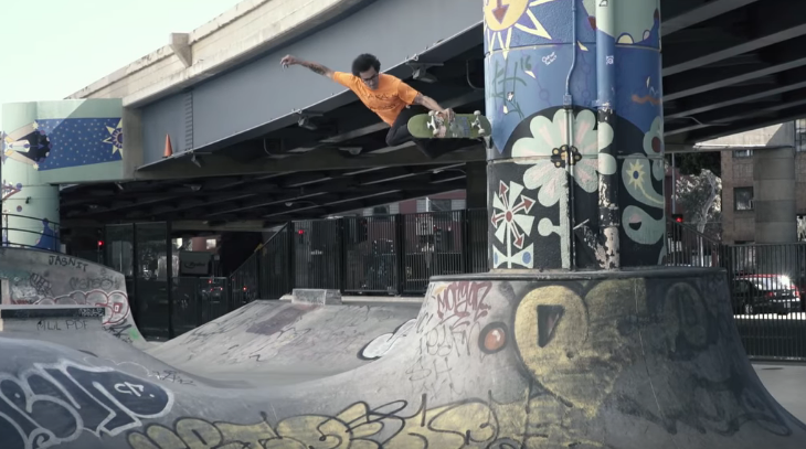 Tony Trujillo's Spitfire x Antihero Rough Cut