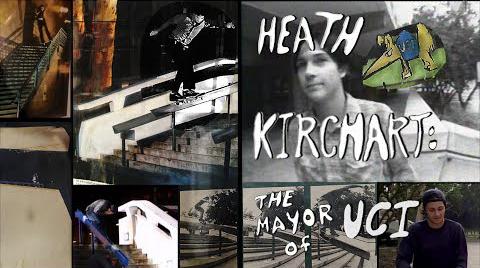 Heath Kirchart: The Mayor of UCI
