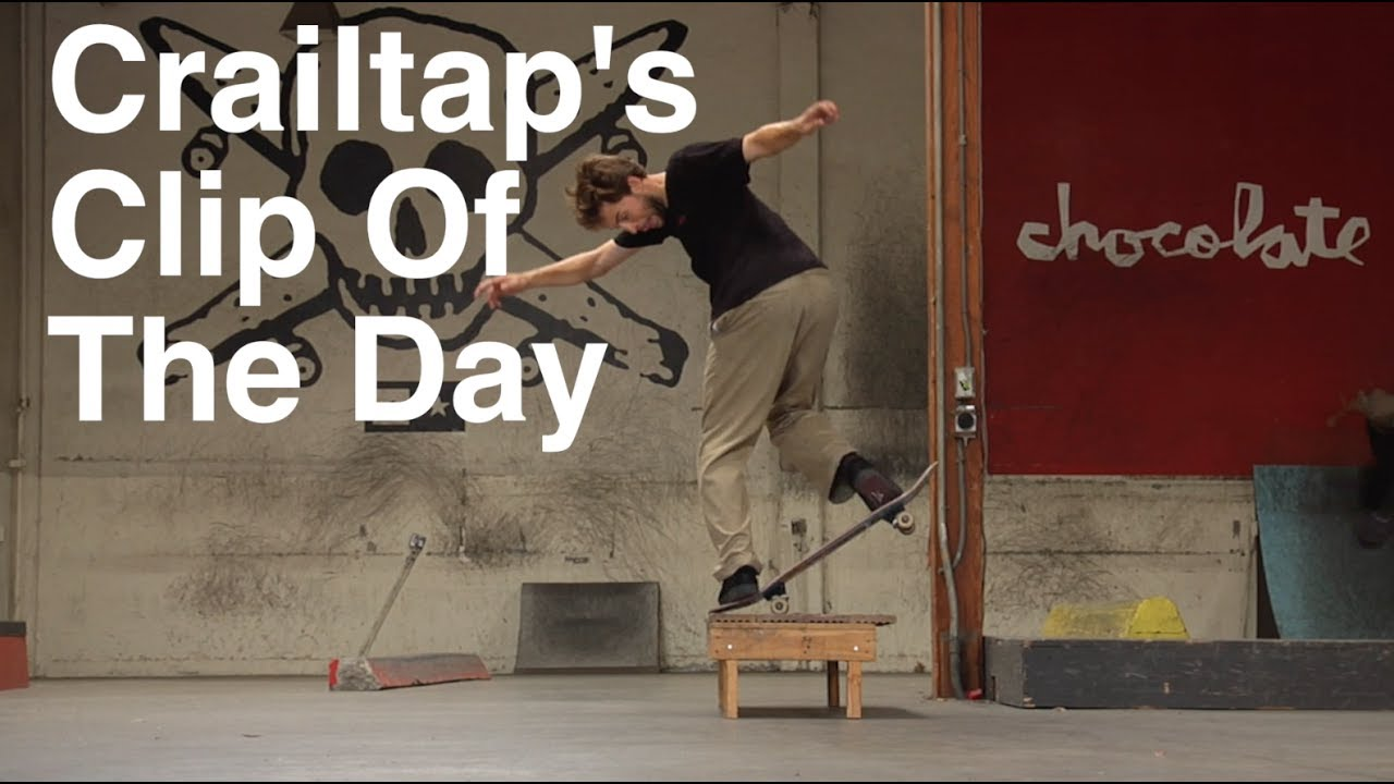 Marathon Men: Crailtap's Clip of the Day