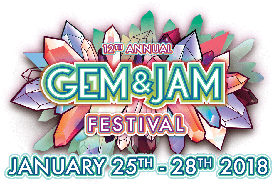 Jem and Jam Festival 2018 - Gem & Jam Announces Phase 2 Lineup For 12th Annual Festival In Tucson, Arizona, January 25 - 28, 2018