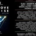 Groove Cruise Los Angeles 2017 Lineup