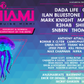Groove Cruise Miami 2018 Lineup
