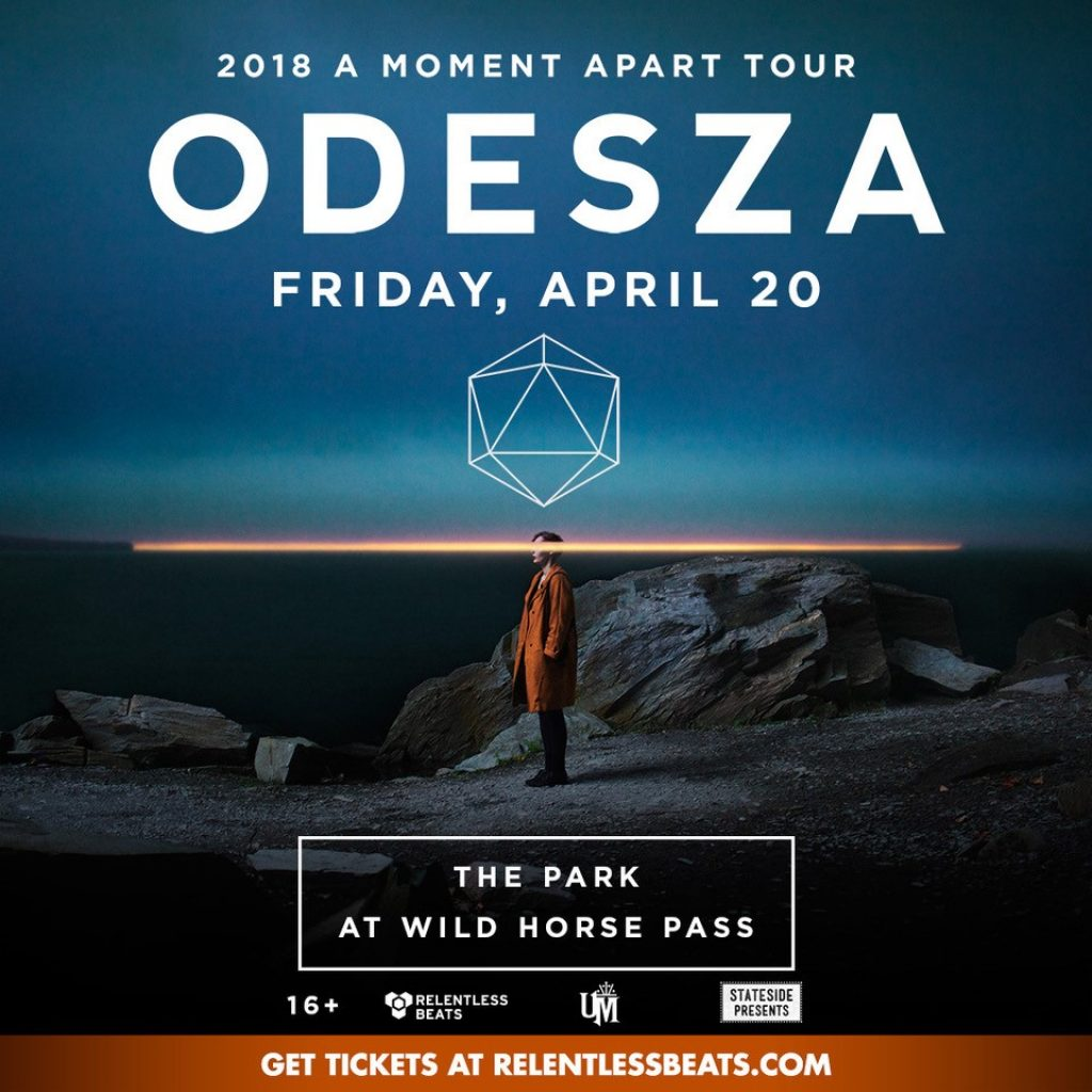 Odesza's A Moment Apart Tour 1024x1024 - Relentless Beats Hosts Phoenix Stop Of Odesza's A Moment Apart Tour