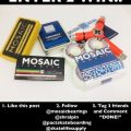 31286086 189675548345655 9095405049638551552 n 120x120 - GIVEAWAYEnter to win this setup from @mosaicbearings!  We will select 5 winners ...